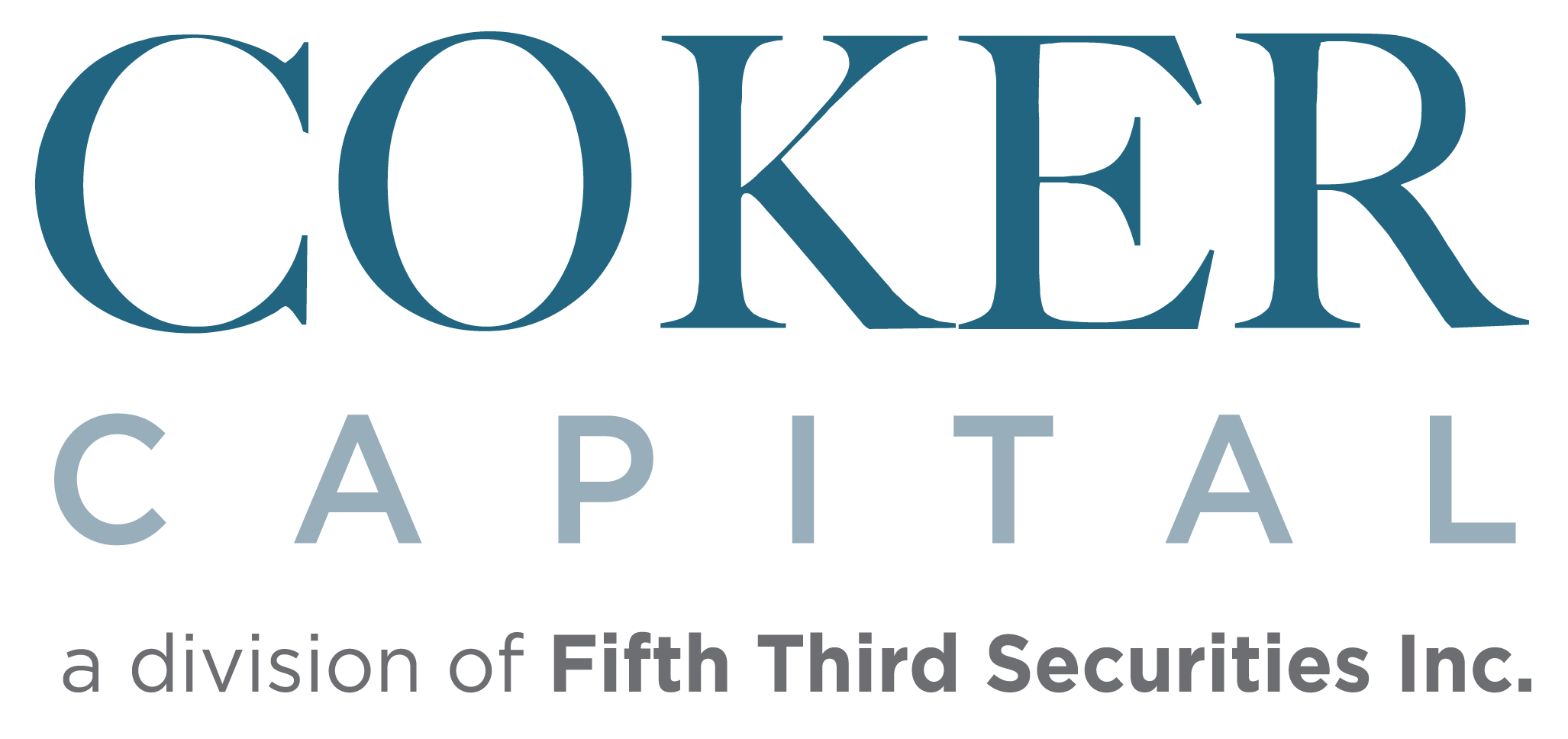 Coker Capital logo and link to the homepage